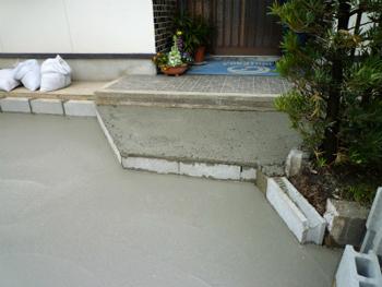 太宰府市梅ヶ丘 M様 駐車場 増設工事