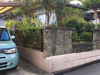 大野城市 駐車場増設工事